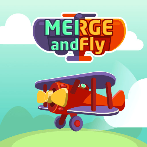 Hra - Merge and Fly