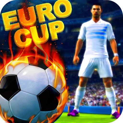Hra - Penalty Shootout EURO football