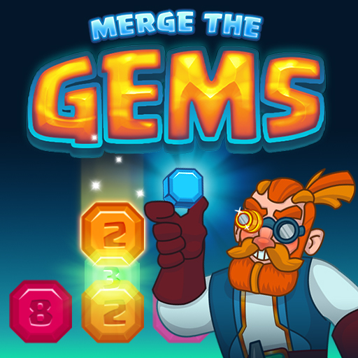 Hra - Merge the Gems