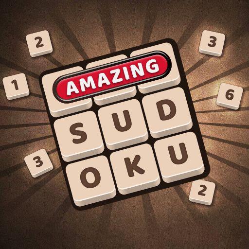 Hra - Amazin Sudoku