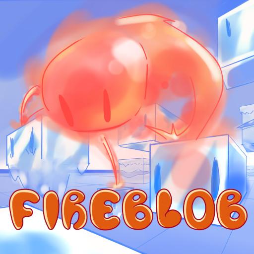 Hra - Fireblob