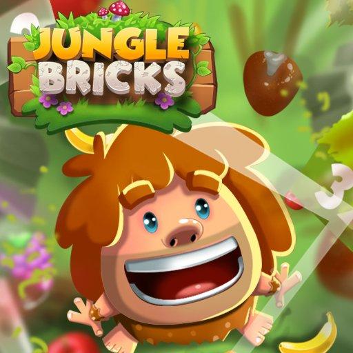 Hra - Jungle Bricks