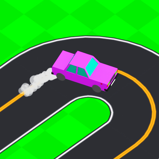 Hra - Drift Car To Right