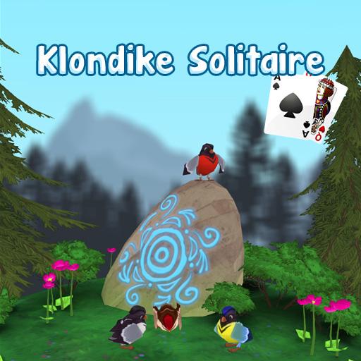 Hra - Klondike Solitaire - Magic Stone