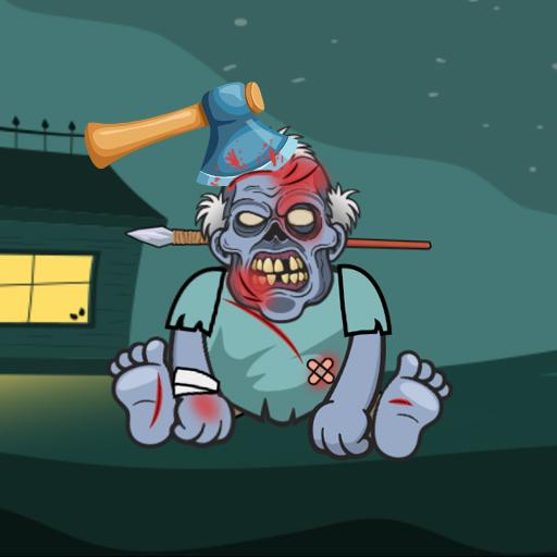 Hra - Kick The Zombie Julgames