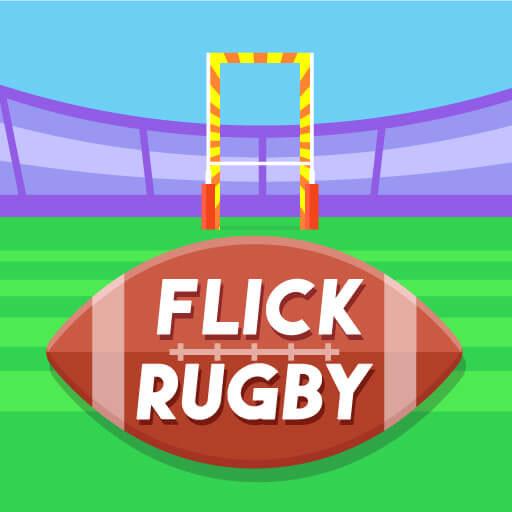 Hra - Flick Rugby
